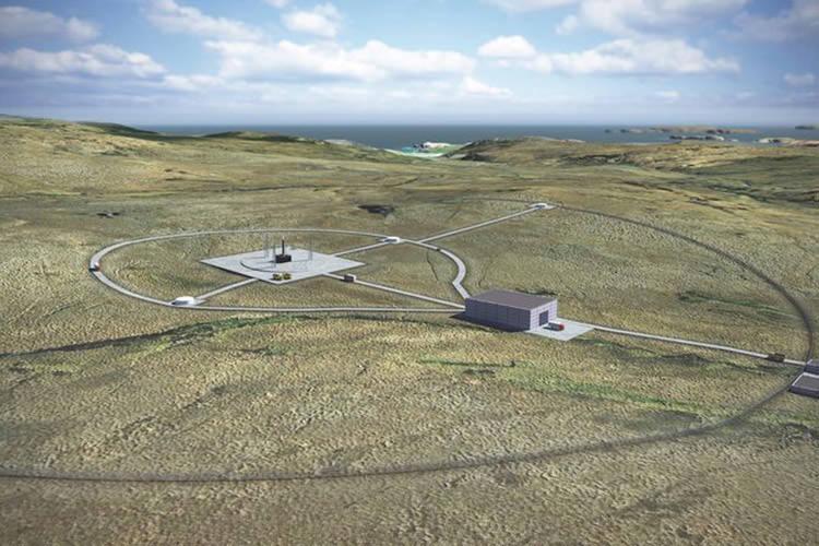 پایگاه فضایی بریتانیا / British Space Port