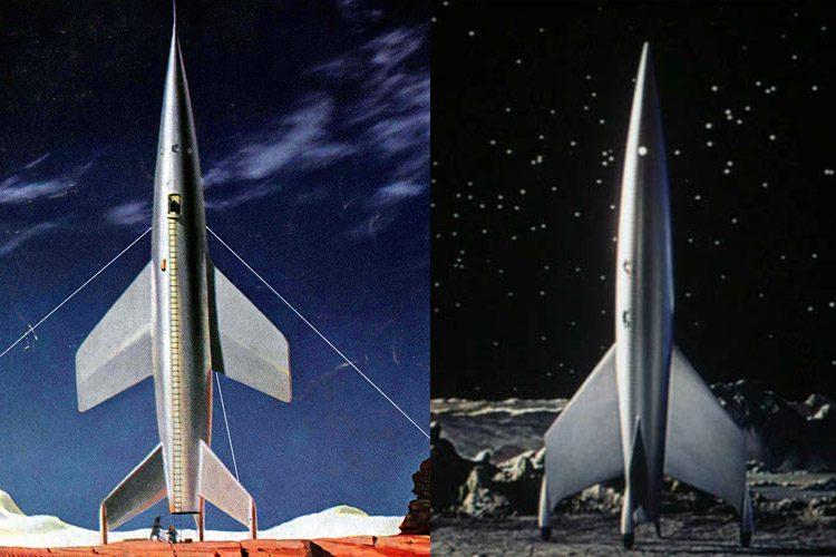 فرود عمودی راکت / Rocket