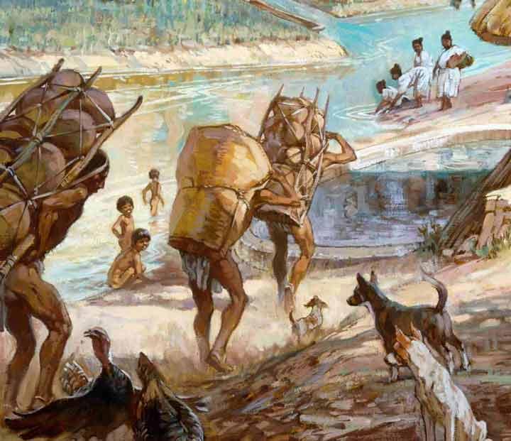مایاهای باستان