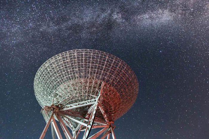 ستاره بیگانه /Alien star