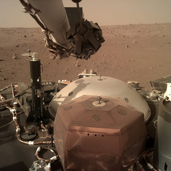 مریخ نورد InSight