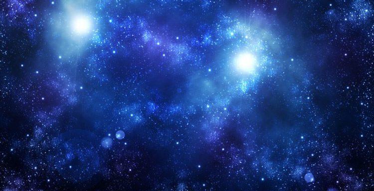 نمایی مغهومی ار پیدایش اولین ستاره ها