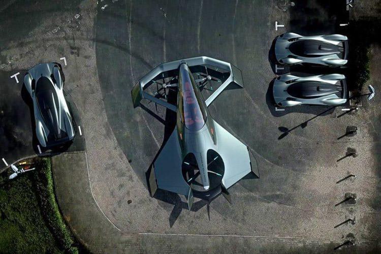 استون مارتین ولانته ویژن / Aston Martin Volante Vision