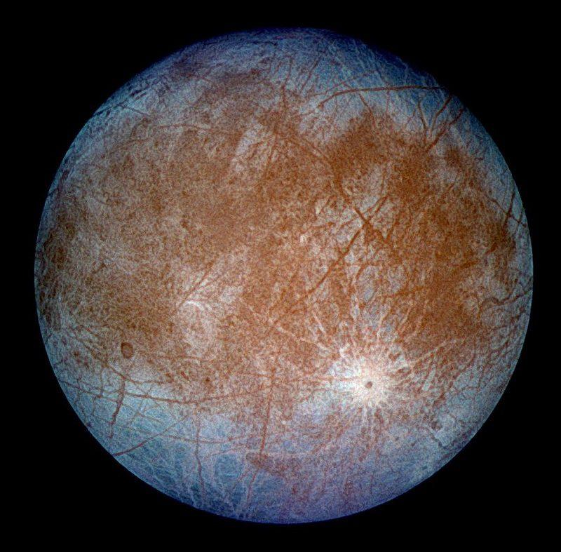 گالیله قمر اروپا