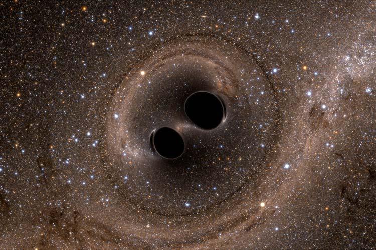 پردازش سیاهچالهای 15