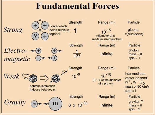 نیروهای بنیادی