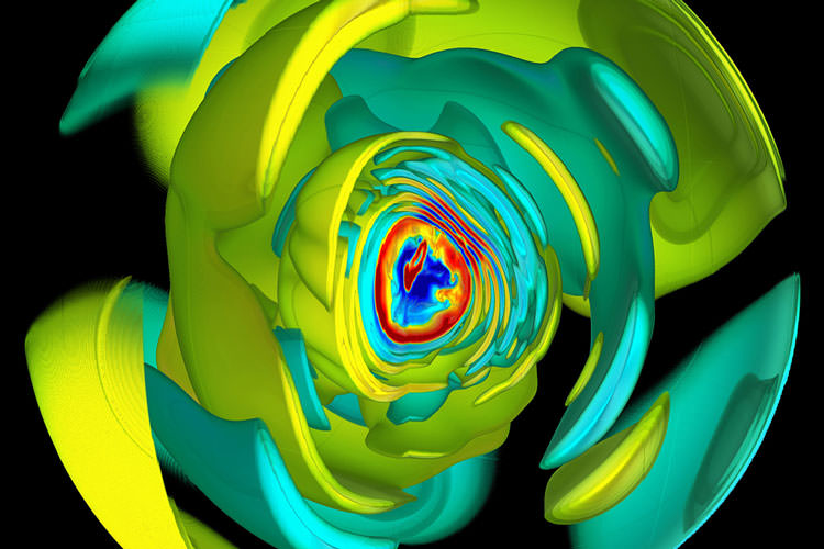 پردازش سیاهچالهای 14