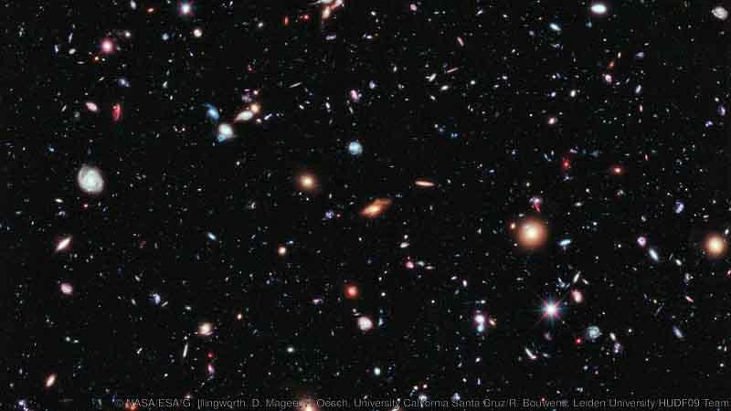 کهکشان ها