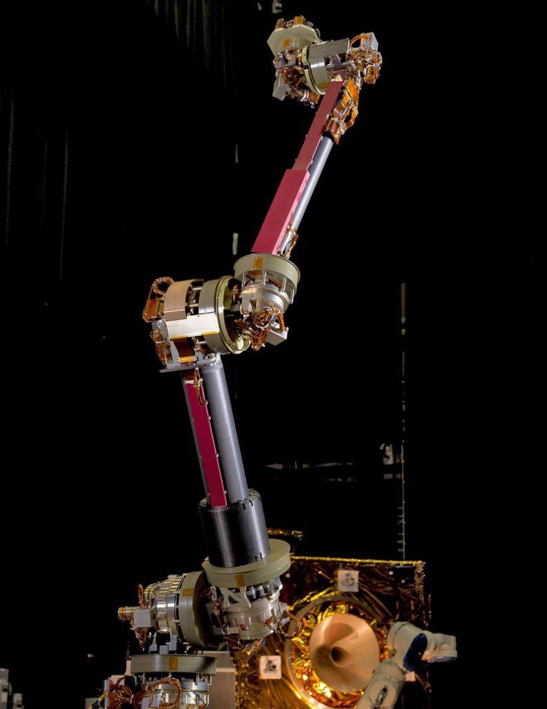 بازوری رباتیک ناسا