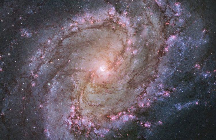 کهکشان M83