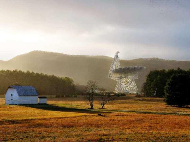 تلسکوپ گرین بانک