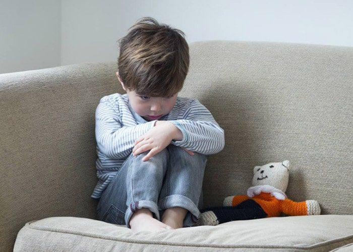 بروز اختلالات روانی در کودکان