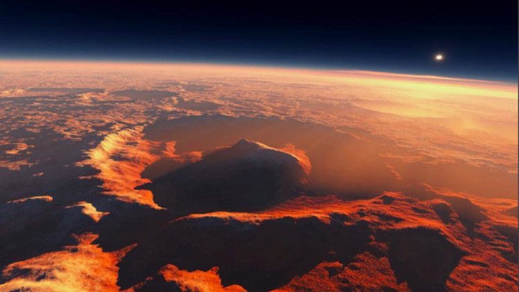 اتمسفر مریخ