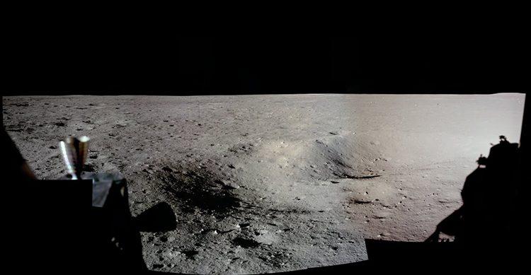 تصاویر ماه از ناسا