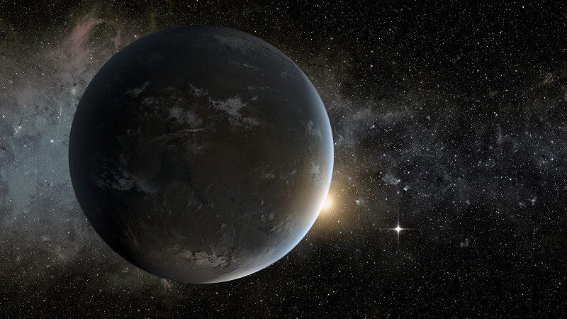 سیاره ی شبیه زمین