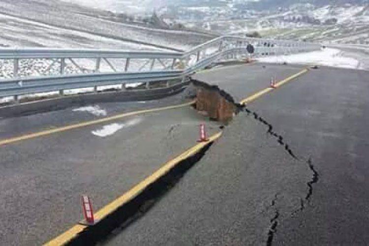 فرو ریختن پل در ایتالیا
