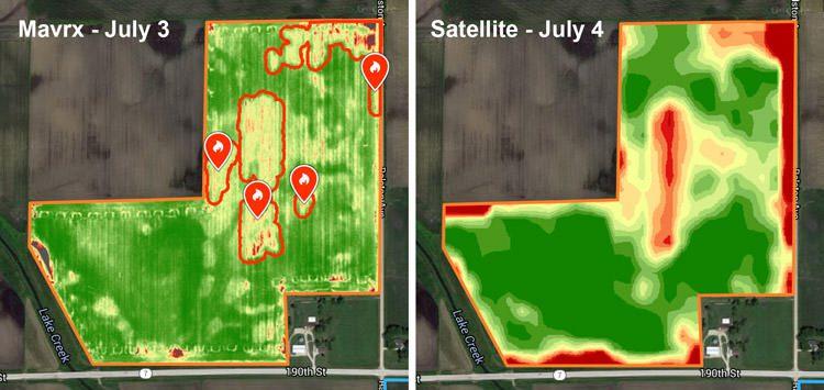 تصاویر ماهوارهای و چندطیفی