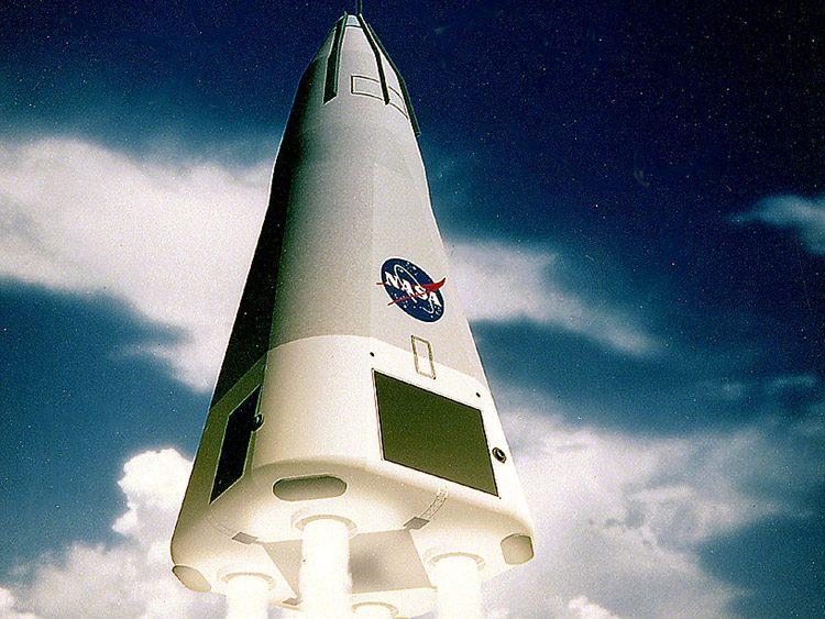 طرح راکت DC-X