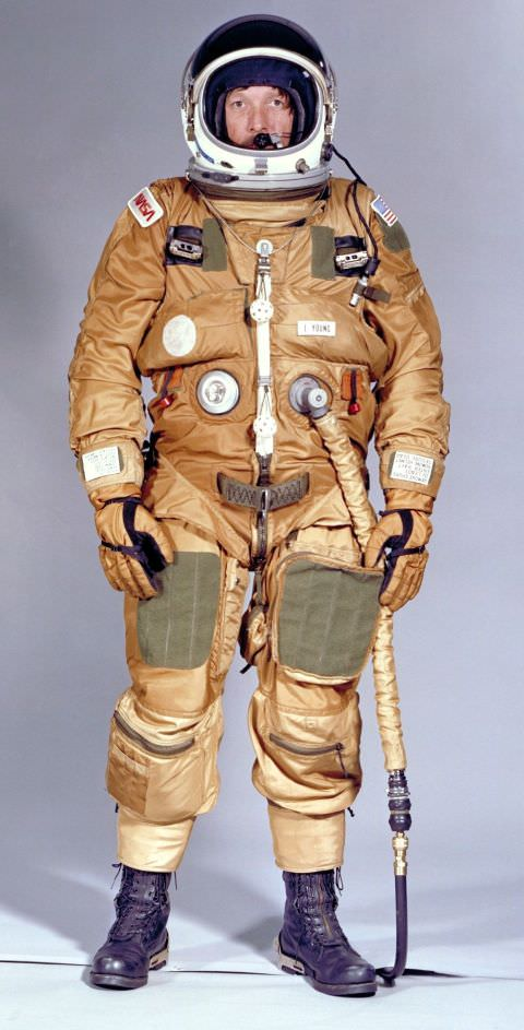 shuttle ejection escape suit 64040