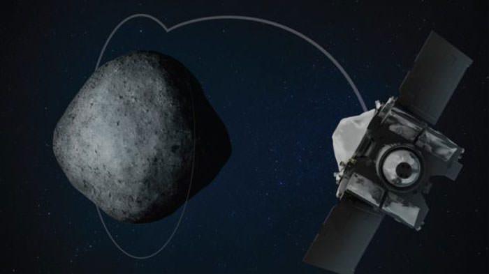 سیارک بنو / Bennu