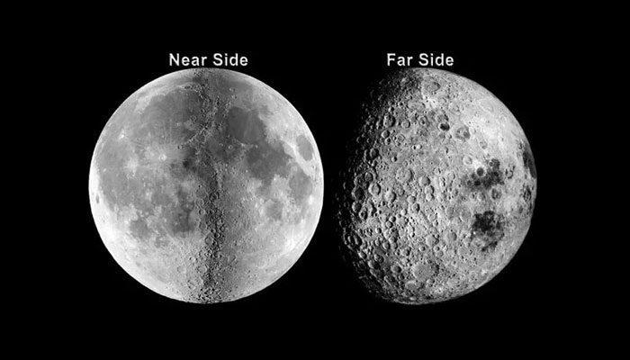 نیمه پنهان ماه / Moon