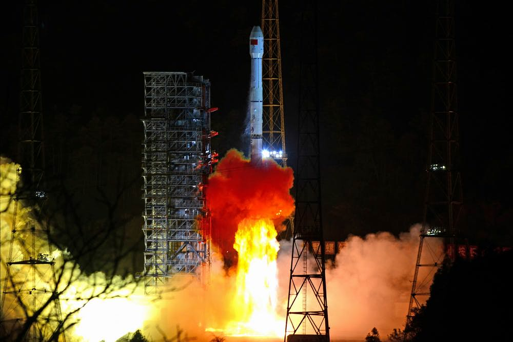Long March-3B rocket