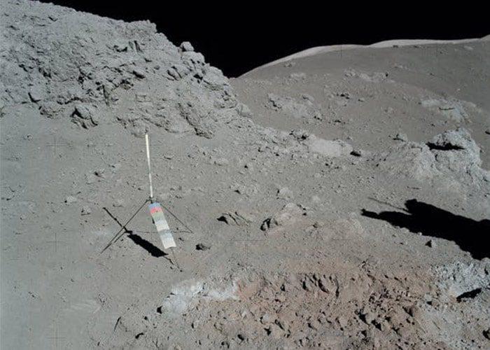 سطح ماه