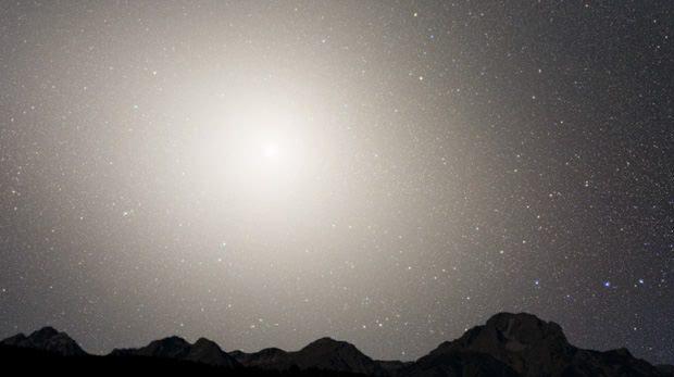 آسمان شب ۷ میلیارد سال بعد