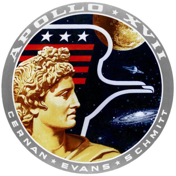 Apollo 17-insignia