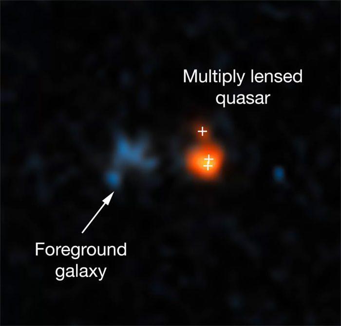 درخشان ترین اختروش / The Brightest Quasar