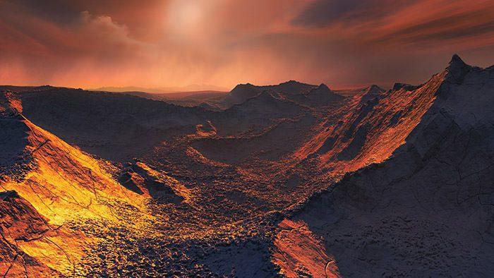 سیاره b
