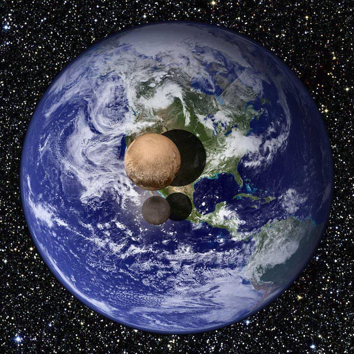nh pluto charon earth size