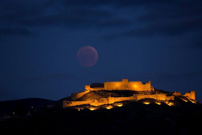 ماه گرفتگی / Lunar eclipse