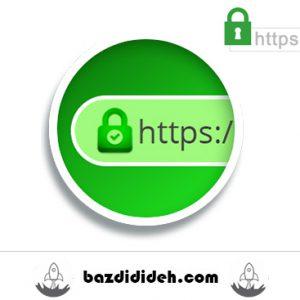 گواهینامه امنیتی دامنه های بین المللی