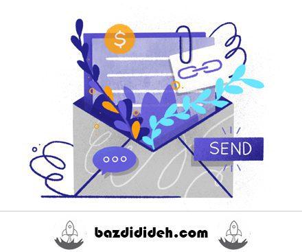 بانک ایمیل فروشگاههای کامپیوتر