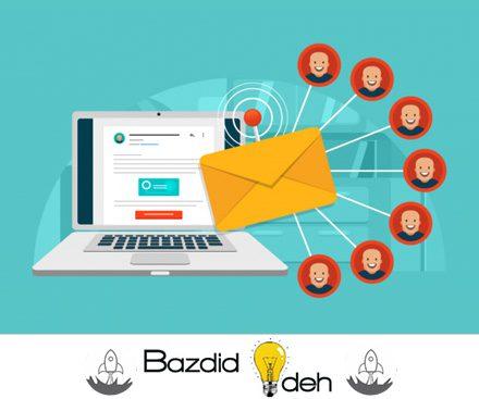 بانک ایمیل سایتهای تفریحی