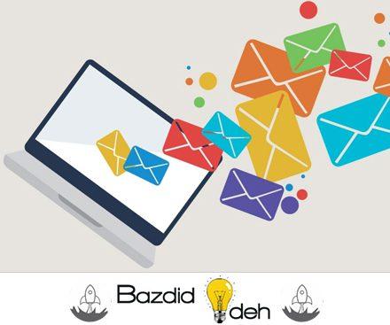 بانک ایمیل وبلاگها