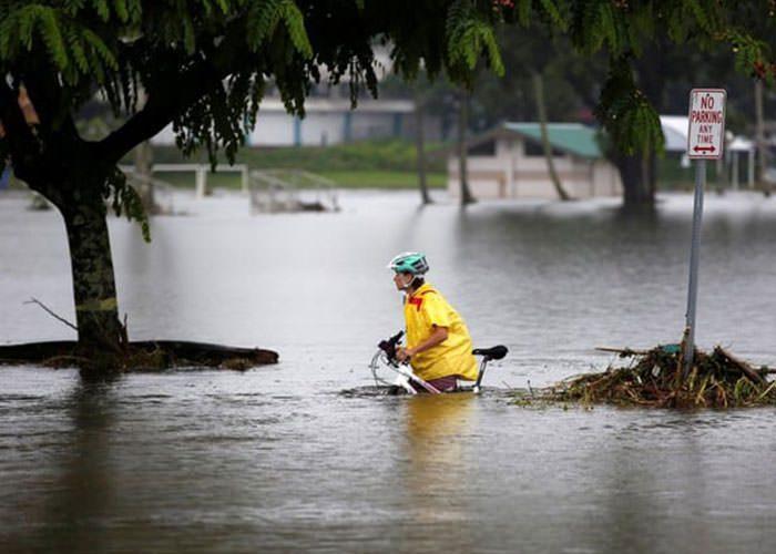 پیامدهای تغییرات اقلیمی