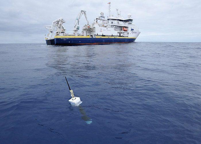 گرم شدن بی سابقه اقیانوس ها و علل آن