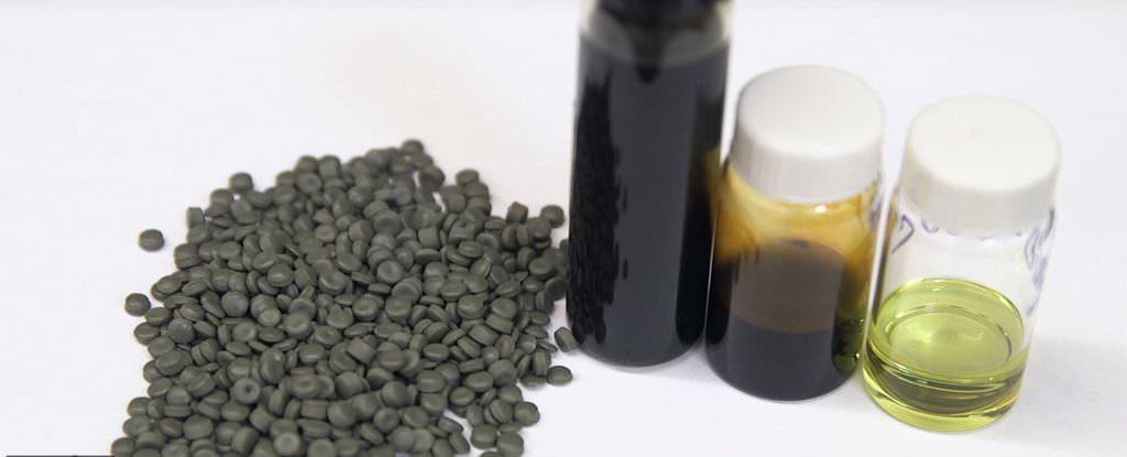 تولید نفتای سوختی از زباله های بازیافتی کارامدتر از بازیافت +هیدروکربن