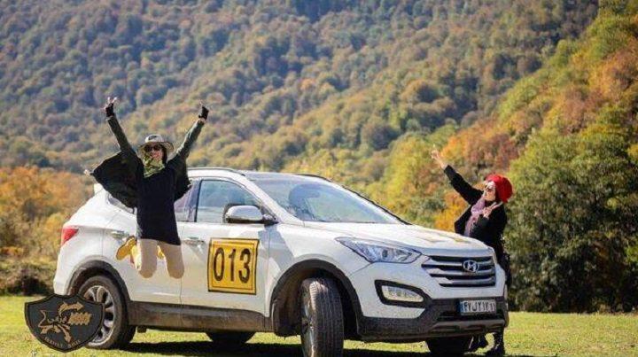دانلود قسمت نهم مسابقه رالی ایرانی