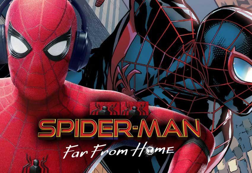 دانلود مرد عنکبوتی دور از خانه