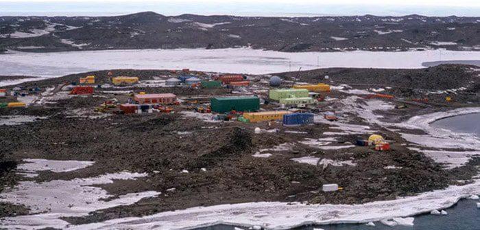 ساختمانسازیها و دستکاریهای انسانی در جنوبگان