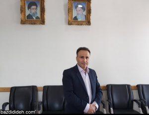 دکتر بردبار معاون علمی دانشگاه پیام نور مرکز رشت