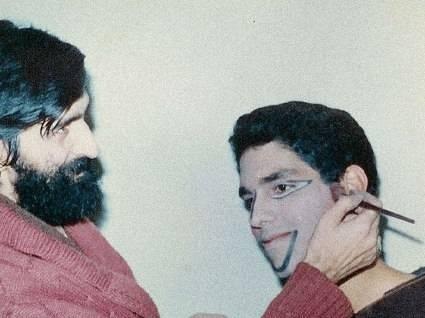 عکس-قدیمی-مهران-مدیری