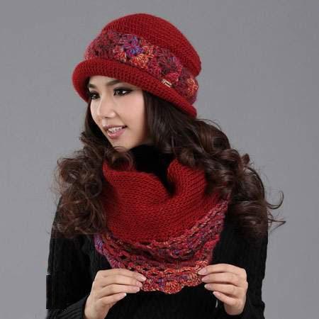 مدل کلاه زمستانی دخترانه