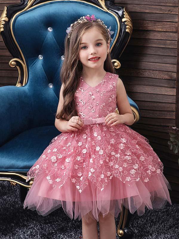 لباس دخترانه برای مهمانی