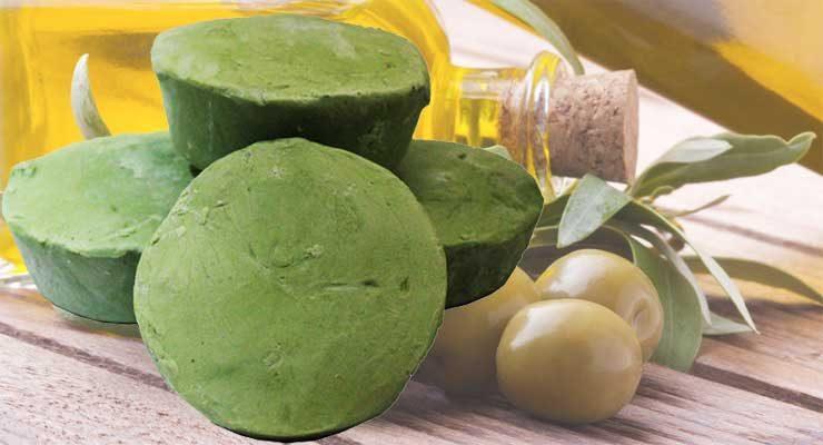 Olive soap - زیتون سرای پارسا